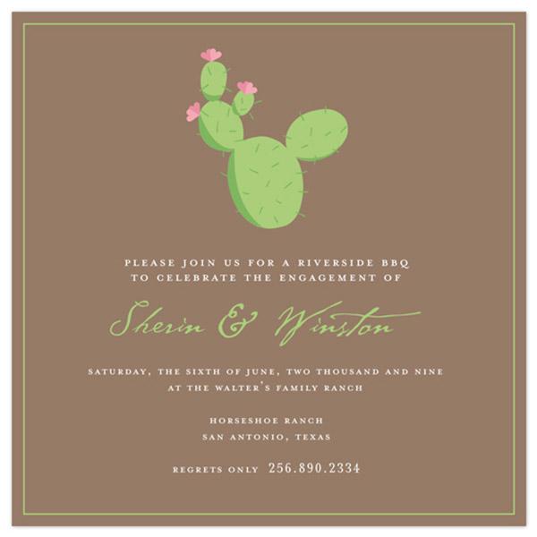 Cute Catus Invitation!
