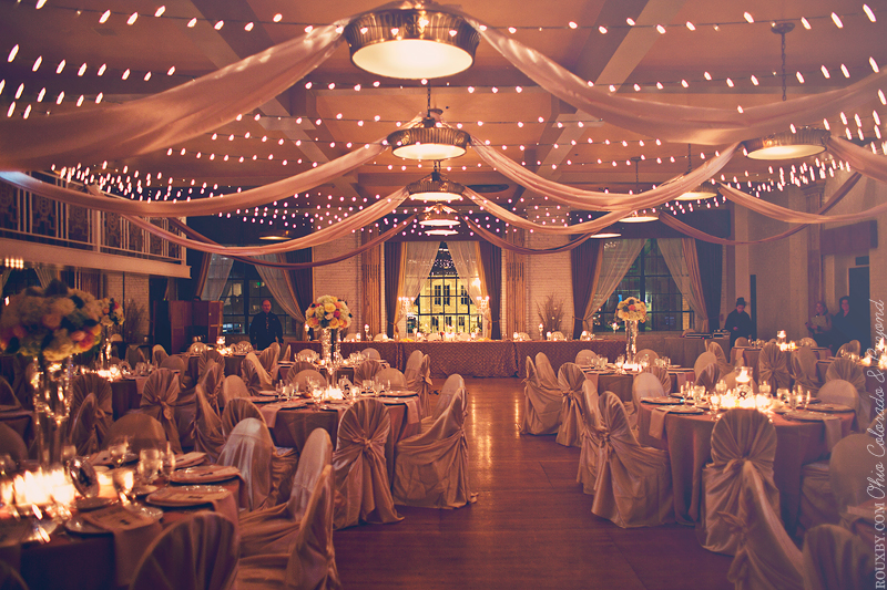 Vintage Hollywood Inspired Wedding