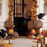 Beautiful Fall Porches!
