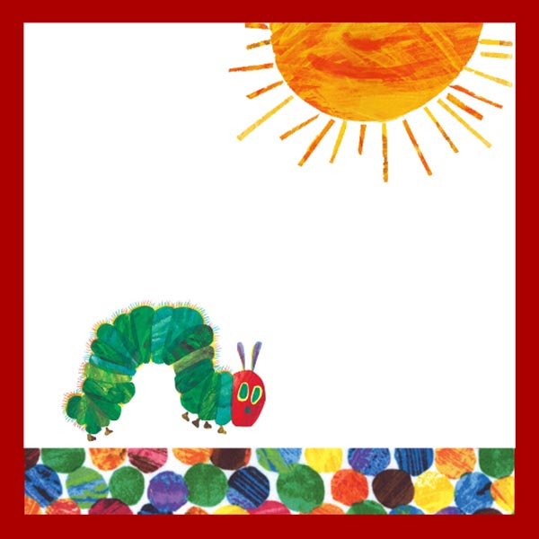 Very hungry caterpillar free printables b lovely events for Very hungry caterpillar templates free