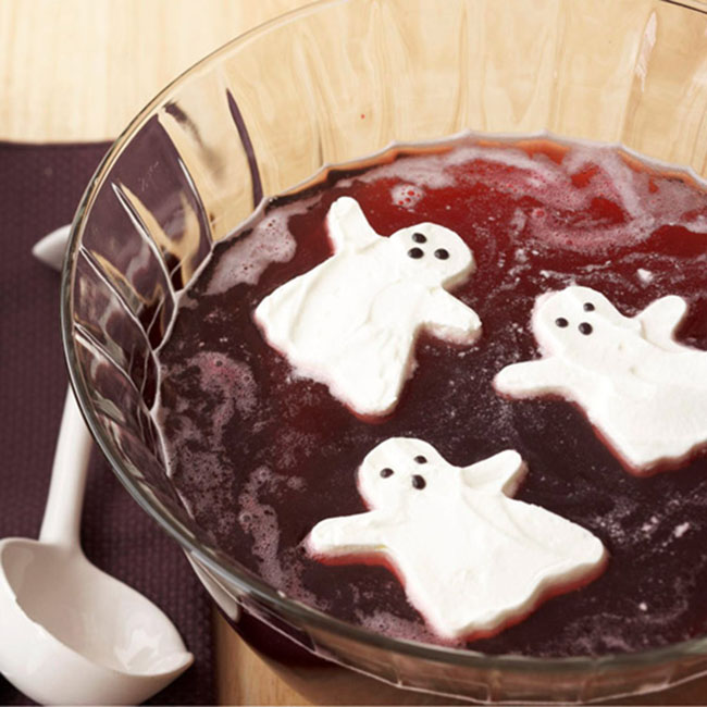 Amazing Halloween Ghost Punch!