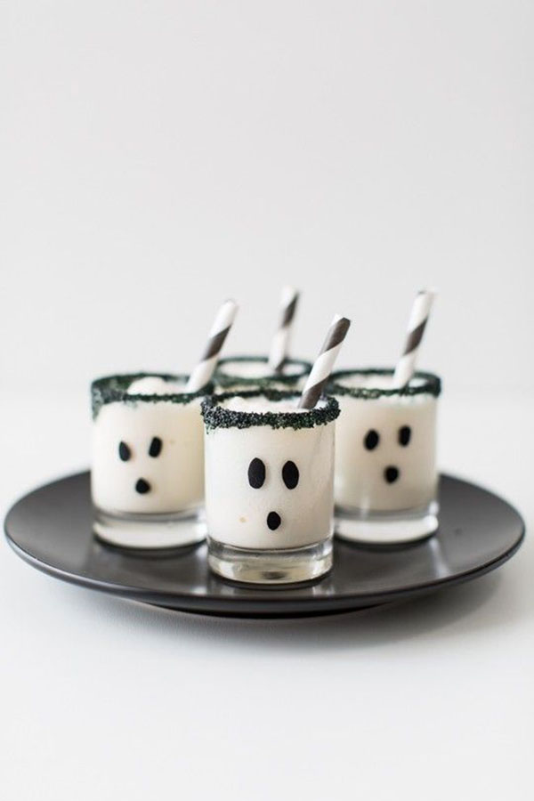 Cute Little Ghost shots!