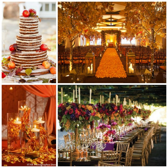 Beautiful fall wedding ideas b lovely events gorgeous fall wedding ideas b lovely events junglespirit Choice Image