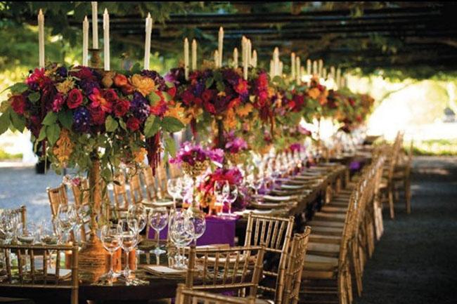 Beautiful Fall Wedding Ideas!