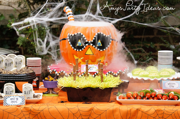 Pumpkin Parties We Love!