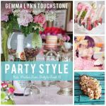 Party Style By Gemma Touchstone!