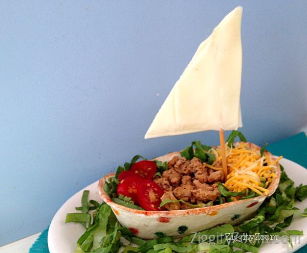 Taco Dinner Boat!