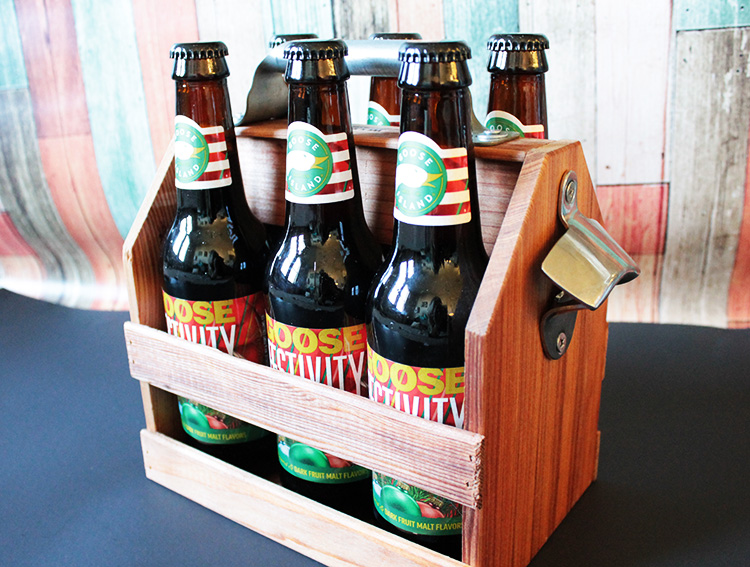 Zazzle Custom Beer Caddy