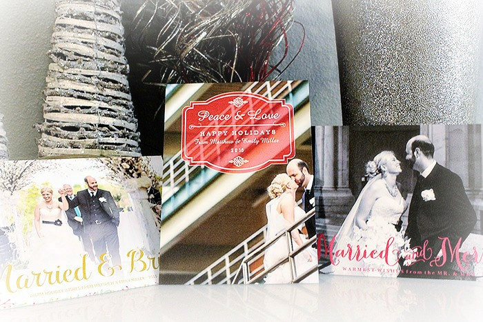 lovely holiday and christmas cards b lovely events