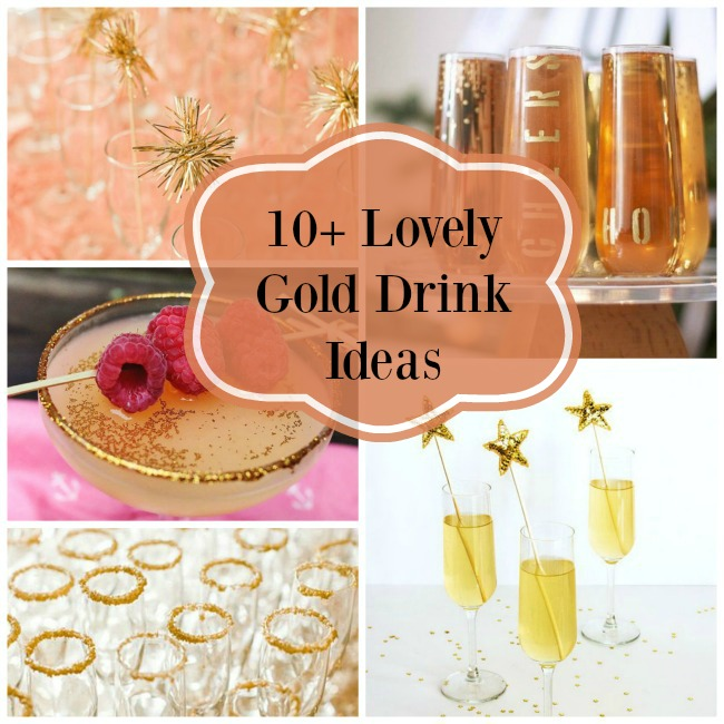 10+ Lovely Drink Ideas! - B. Lovely Events