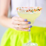 Sprinkle Rims & Sprinkle Drinks, OH My!
