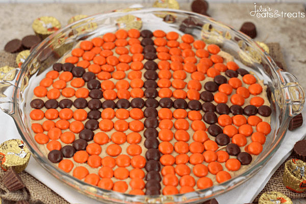 Alley-Oop-Peanut-Butter-Dip For A Basketball Party - See More March Madness Basketball Snacks On B. Lovely Events