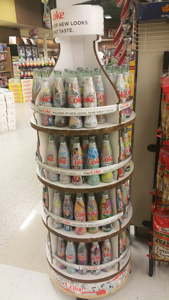 Diet Coke Its Mine At Albertsons