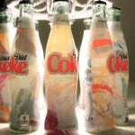 Quick & Easy DIY Bottle Chandelier! {With Diet Coke It's Mine Bottles!}