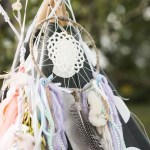 Dreamcatcher Tribal party ideas- See more amazing party trends for 2016 at B. Lovely Events!