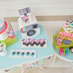Lovely Instagram Party - See more amazing party trends for 2016 at B. Lovely Events!