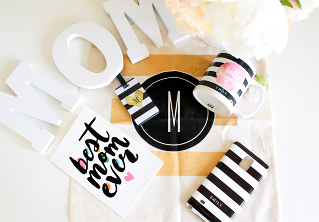 Kate Spade Themed Mother's Day Gifts!