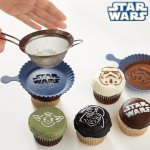Awesome DIY Star Wars Cupcakes