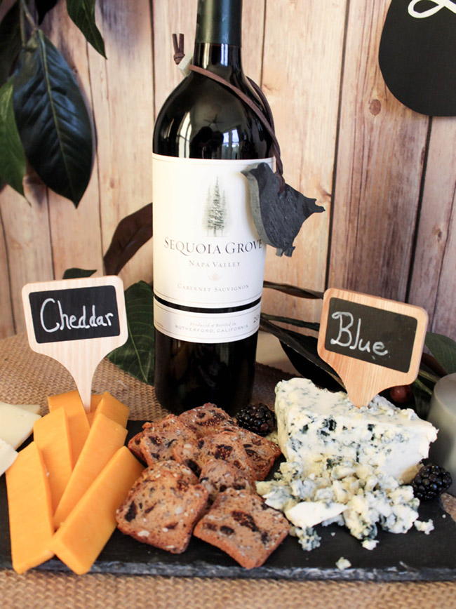 Cabernet Wine And Cheese Pairing- Wine And Cheese Night With Sequoia Grove