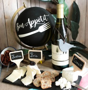 Throw A Fabulous Wine And Cheese Party!