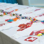 Go Wild Baby Shower DIY Onesie Bar- Operation Shower - See All The Photos On B Lovely Events!