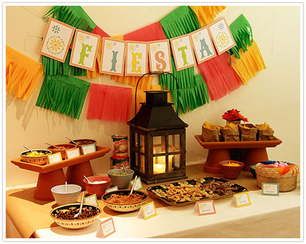 Lovely and fun Taco Bar! - See more lovely Taco Bars On B. Lovely Events