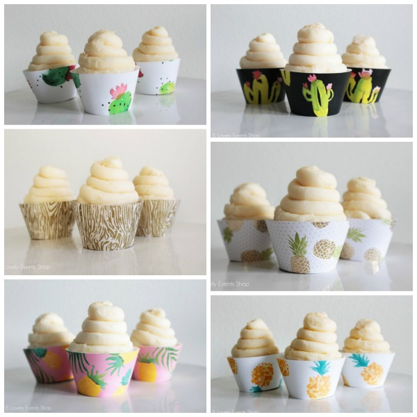 New Cupcake Wrappers At The Shop!