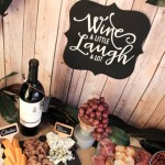 Rustic Tuscan Themed Wine And Cheese Night With Sequoia Grove- B. Lovely Events
