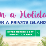 Win A Vacation For Mum For Mother's Day!