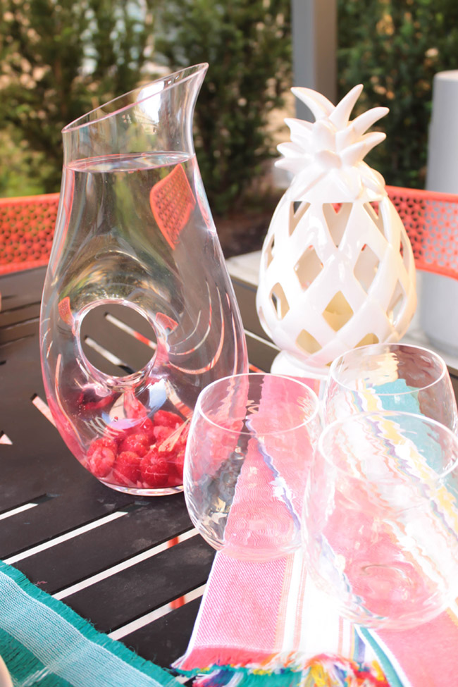 Fruit Infused Water- Perfect For Summer- B. Lovely Events
