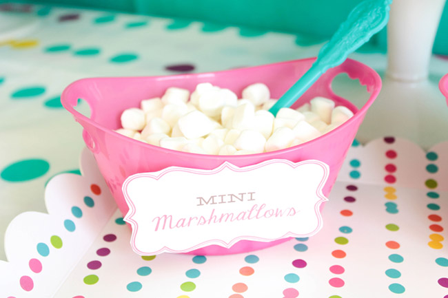 otted Ice Cream Party Toppings- Love This For Summer! See more ice cream party ideas on B. Lovely Events