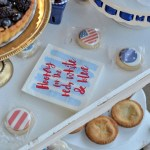 4th Of July Celebration Party See All Of The Lovely Party Details on B. Lovely Events!