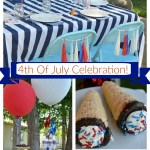 4th Of July Celebration! See Of Of The Lovely Party Details on B. Lovely Events!