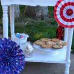 4th Of July Desserts- See All Of The Lovely Party Details on B. Lovely Events!