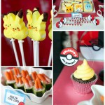 Pokemon Party Food Ideas- SO Cute! - See more cute Pokemon Party Ideas on B. Lovely Events
