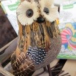 Camping Owl Decorations- See More Lovely Kid's Camp Out Ideas on B. Lovely Events