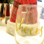Festive Cheers Christmas Wine Cups