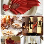 Lovely Thanksgiving Napkins!