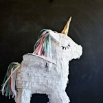 Fun Unicorn Pinata!- See more lovely unicorn party ideas on B. Lovely events