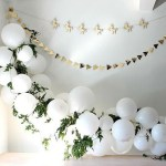 Love this Amazing balloon garland- See why they are our new obsession on B. Lovely Events
