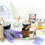 Home Spa Day Tea Party- Face Mask Home Spa-B. Lovely Events