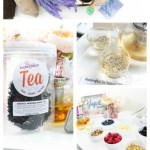 Home Spa Day Tea Party- B. Lovely Events