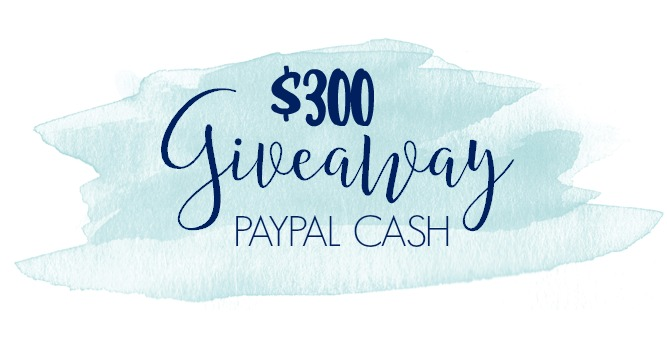 Winter Cash Giveaway!