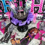 Monster High Birthday Party Ideas and Decorations-See more cute party details on B. Lovely Events