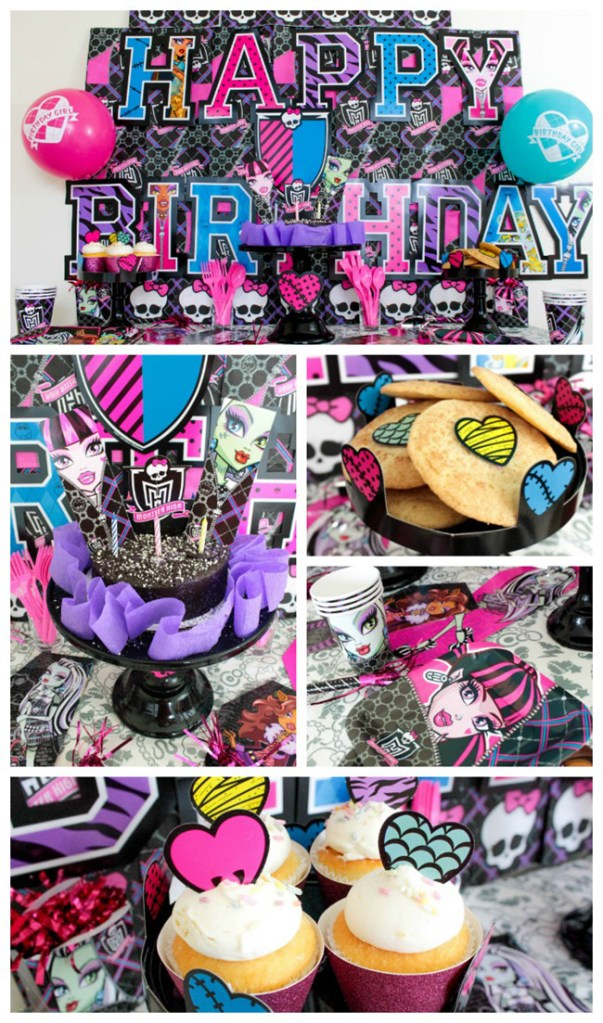 A Fangtastic Monster High Party & A Chance To Win $250!