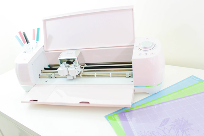 Rose Cricut Explore Air 2 -B. Lovely Events