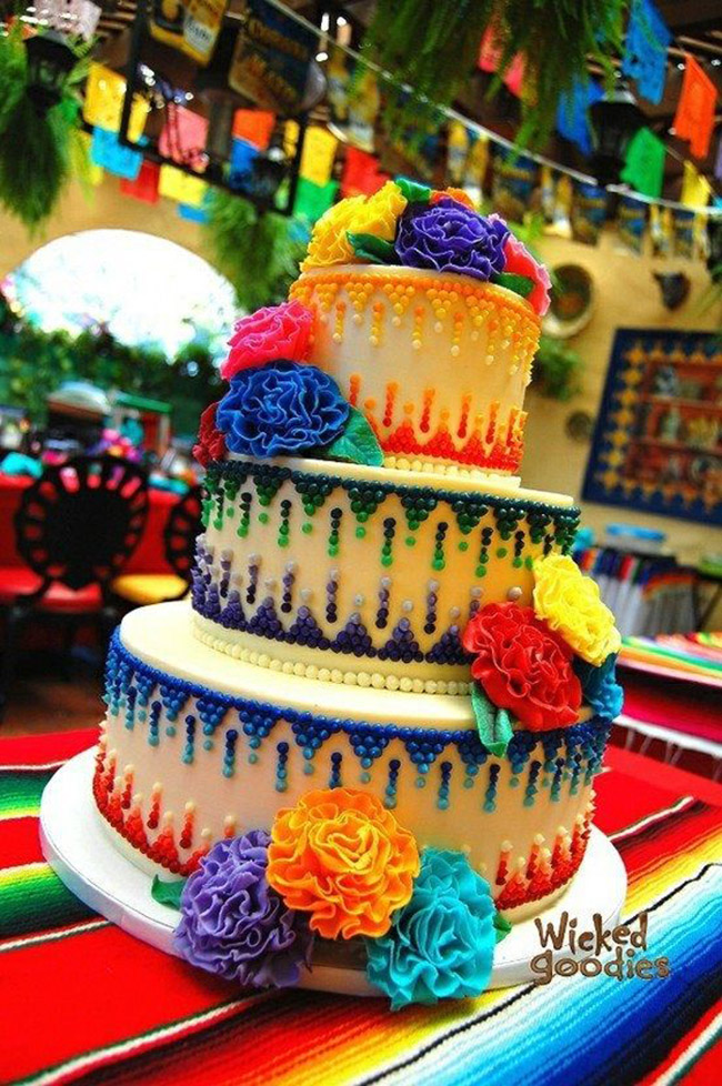 Mexican Bundt Cake
