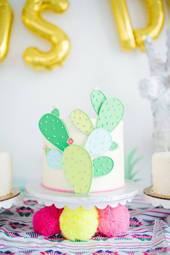 Cactus Party Ideas For Cinco De Mayo {And Everything Else!}