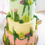 Lovely Cactus Cake! Cinco de mayo idea - See Lovely & Fun Cactus Ideas on B. Lovely Events