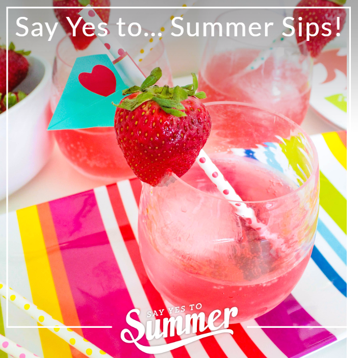 Say Yes To Summer